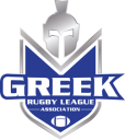 Greek Rugby League Final logo